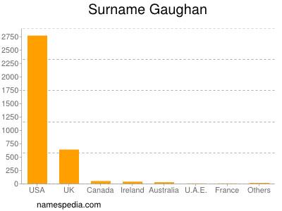 Surname Gaughan