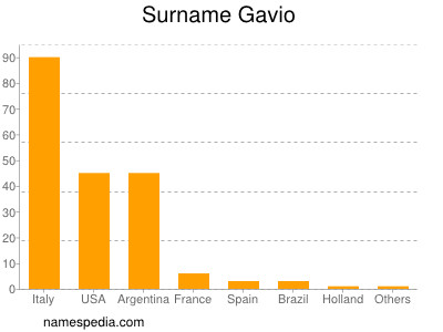 Surname Gavio