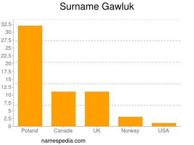 Surname Gawluk