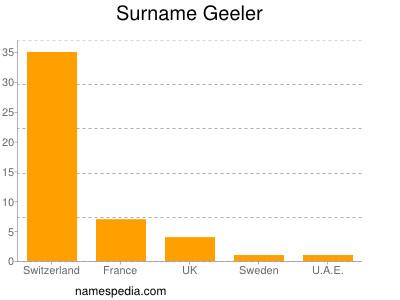 Surname Geeler