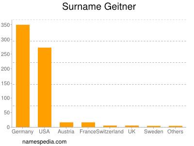 Surname Geitner