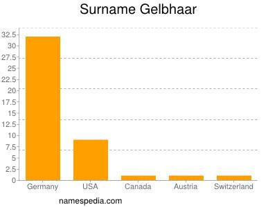 Surname Gelbhaar