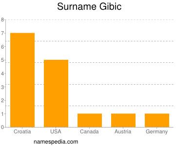 Surname Gibic