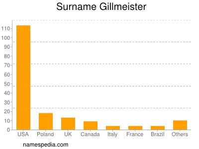 Surname Gillmeister