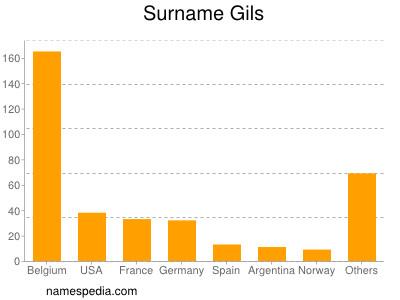 Surname Gils