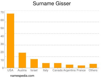 Surname Gisser