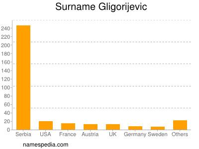 Surname Gligorijevic