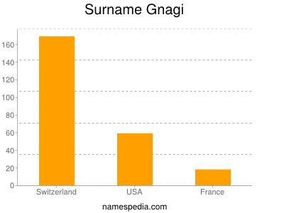 Surname Gnagi