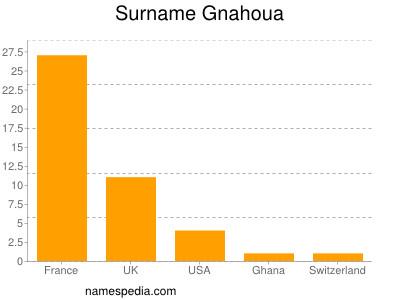 Surname Gnahoua