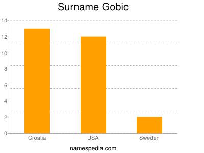Surname Gobic