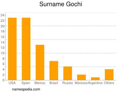 Surname Gochi