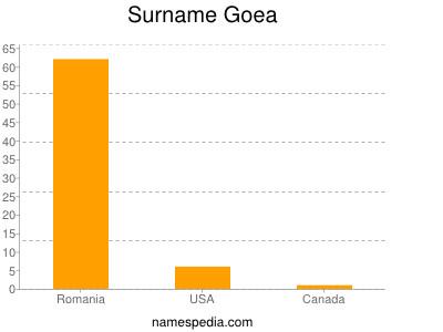 Surname Goea