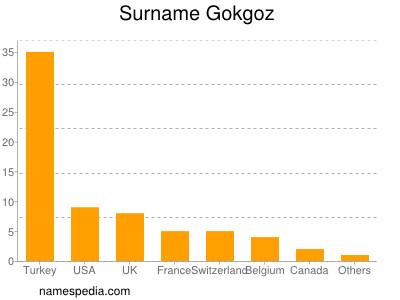 Surname Gokgoz