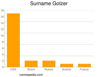 Surname Golzer