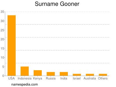 Surname Gooner