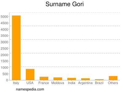 Surname Gori