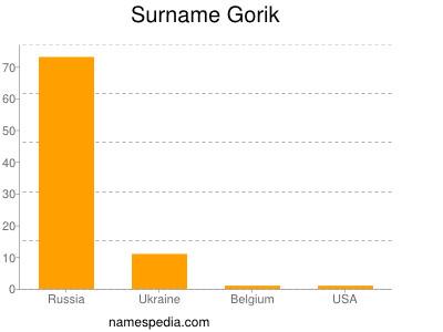 Surname Gorik