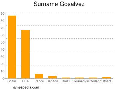 Surname Gosalvez