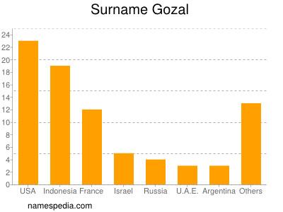 Surname Gozal