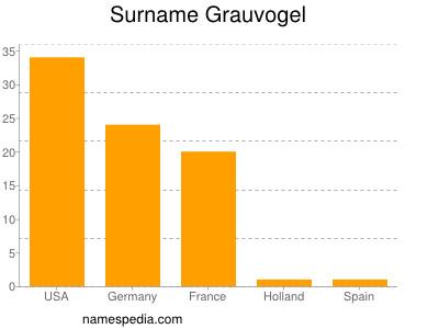 Surname Grauvogel