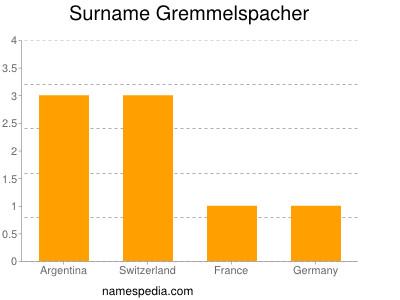 Surname Gremmelspacher