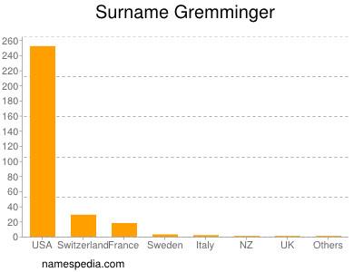 Surname Gremminger