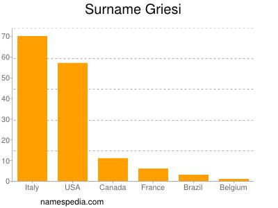 Surname Griesi