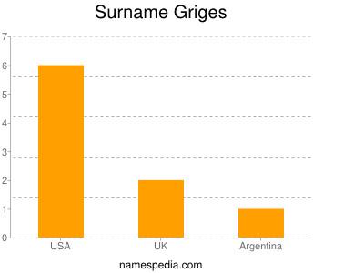 Surname Griges