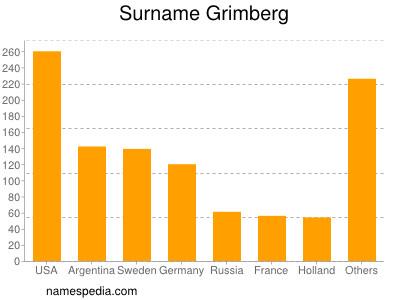 Surname Grimberg