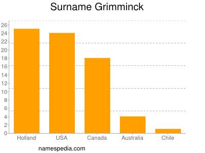 Surname Grimminck