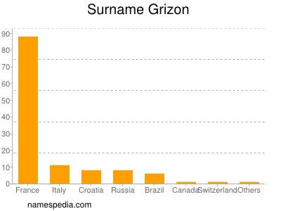 Surname Grizon