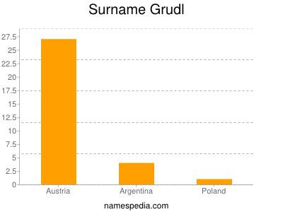 Surname Grudl