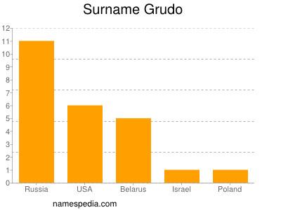 Surname Grudo