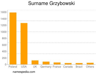 Surname Grzybowski