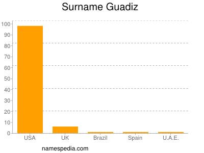 Surname Guadiz
