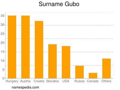Surname Gubo