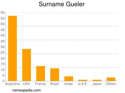 Surname Gueler