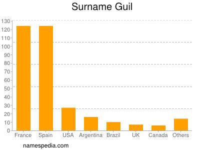 Surname Guil
