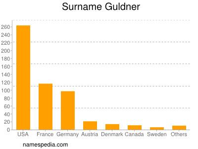 Surname Guldner