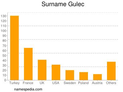 Surname Gulec