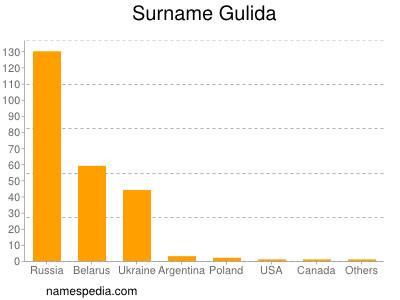Surname Gulida