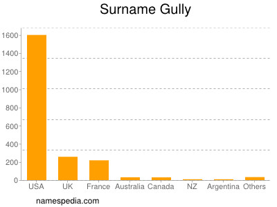 Surname Gully