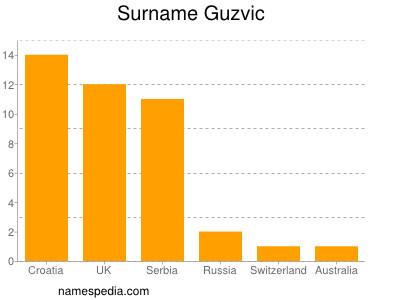Surname Guzvic