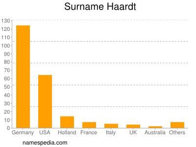 Surname Haardt