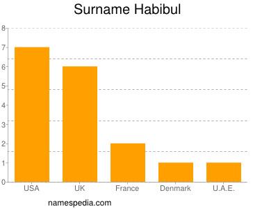 Surname Habibul