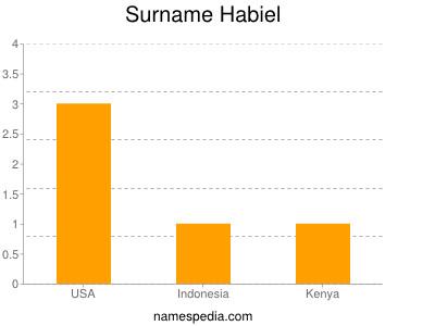 Surname Habiel