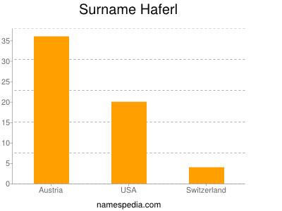 Surname Haferl