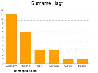 Surname Hagt