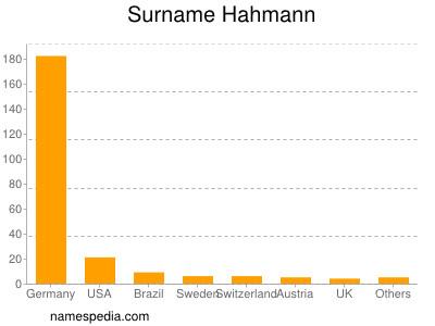 Surname Hahmann