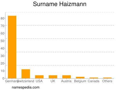 Surname Haizmann